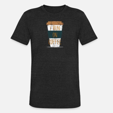 Starbucks Coffee cafe tea Starbucks gift - Unisex Tri-Blend T-Shirt