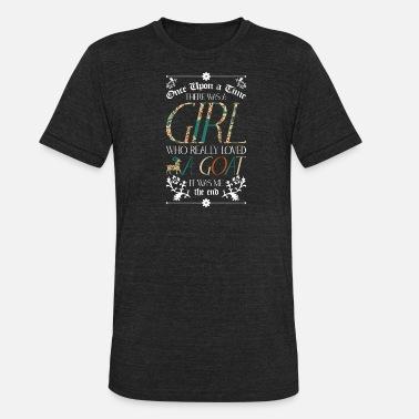 758737afa Goat Sheep Funny Gift - Unisex Tri-Blend T-Shirt
