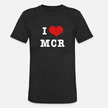 I Love Heart Manchester Pink Kids T-Shirt