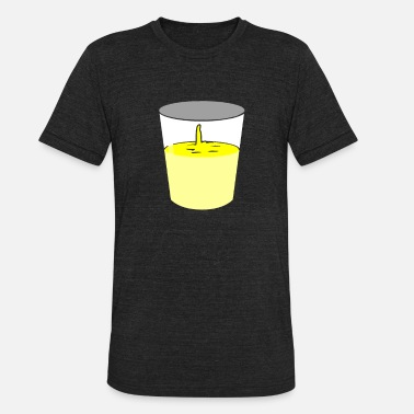 Limo Limo Lover Lemonade Glass - Unisex Tri-Blend T-Shirt