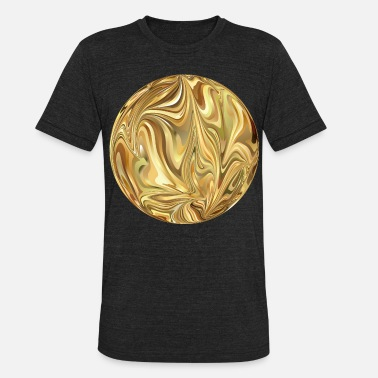 Diameter Diameter Of Creativity - Unisex Tri-Blend T-Shirt