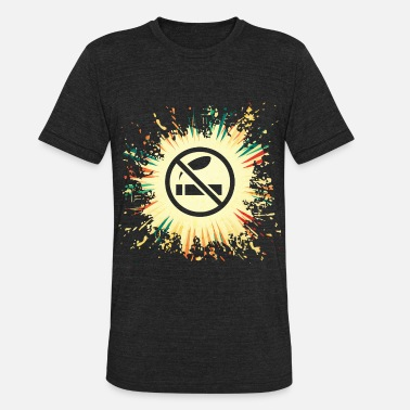Smoking Ban smoking ban - Unisex Tri-Blend T-Shirt
