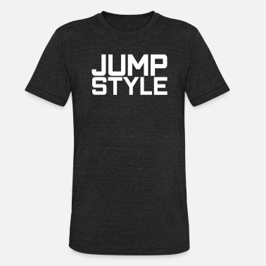 Jumpstyle jumpstyle - Unisex Tri-Blend T-Shirt