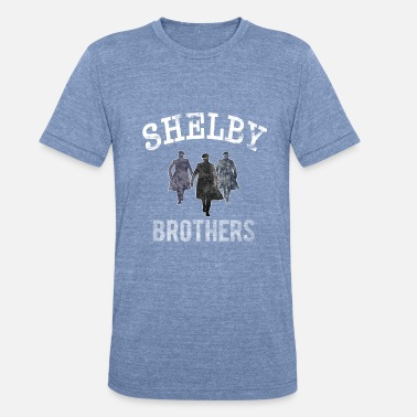 Peaky Blinders Shelby Brothers cool gift idea - Unisex Tri-Blend T-Shirt