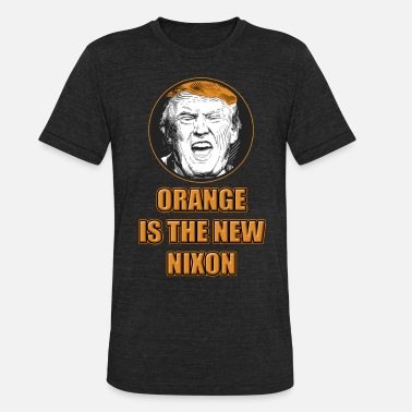 Nixon The New Nixon - Unisex Tri-Blend T-Shirt