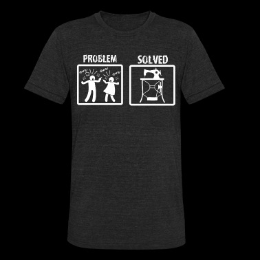 Problem Solved Sewing - Unisex Tri-Blend T-Shirt