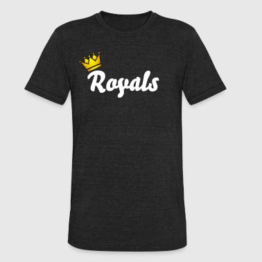 Royal - Unisex Tri-Blend T-Shirt