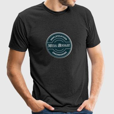 Mesa boogie - Unisex Tri-Blend T-Shirt by American Apparel