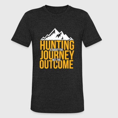 Hunting - Hunting - Unisex Tri-Blend T-Shirt by American Apparel
