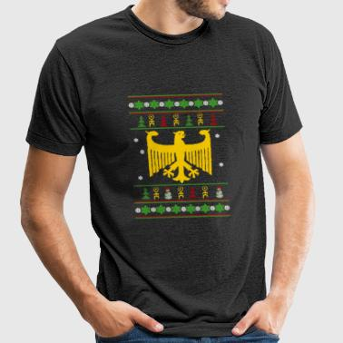 Christmas sweater for Shrine lover - Unisex Tri-Blend T-Shirt
