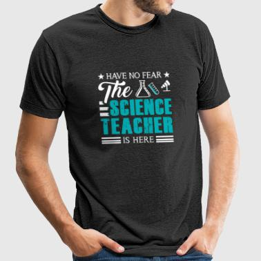 Science Teacher - The Science Teacher T Shirt - Unisex Tri-Blend T-Shirt by American Apparel