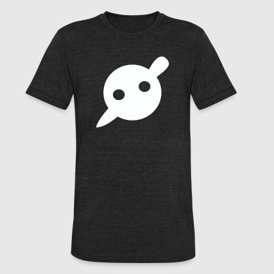 KNIFE PARTY - Unisex Tri-Blend T-Shirt by American Apparel