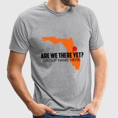 Are We There Yet? - Unisex Tri-Blend T-Shirt