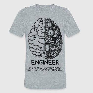 Computer Engineering Engineer - Unisex Tri-Blend T-Shirt