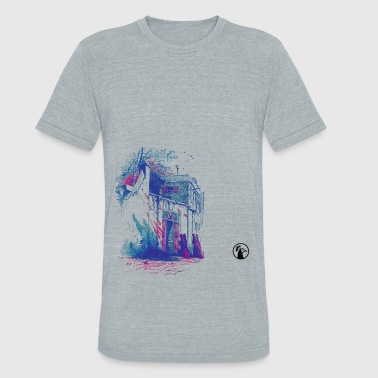 The Convent Gate - Unisex Tri-Blend T-Shirt