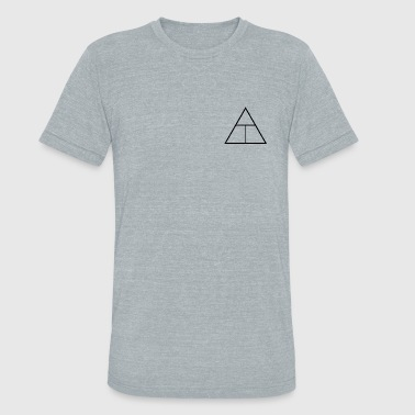 Create - Pocket Tee - Unisex Tri-Blend T-Shirt