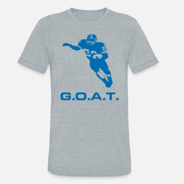 Barry G.O.A.T. - Unisex Tri-Blend T-Shirt