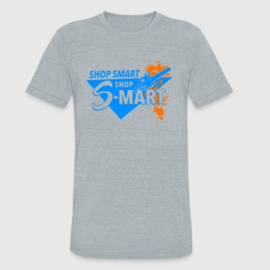 Shop Smart Shop S Mart - Unisex Tri-Blend T-Shirt