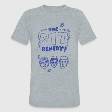 Zit The Zit Remedy - Unisex Tri-Blend T-Shirt