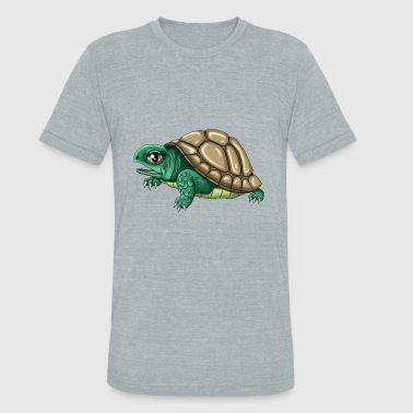 Timmy Turtle Timmy - Unisex Tri-Blend T-Shirt