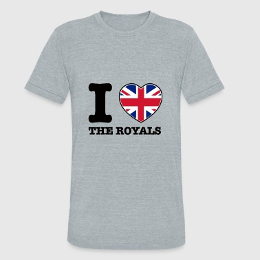 Royalist designs - Unisex Tri-Blend T-Shirt