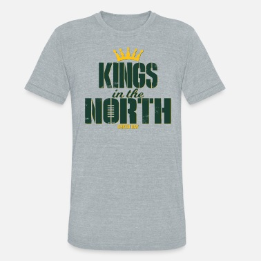 Kings Of The North KINGS IN THE NORTH - Unisex Tri-Blend T-Shirt