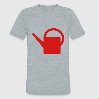 Watering Can Watering can - Unisex Tri-Blend T-Shirt