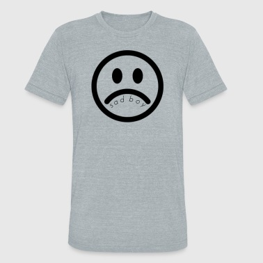 Sad Boy - Unisex Tri-Blend T-Shirt
