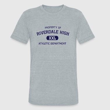 Riverdale - Property Of Riverdale High - Unisex Tri-Blend T-Shirt
