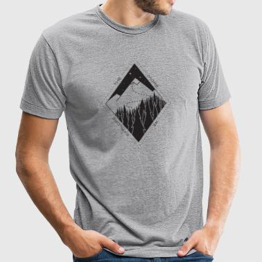The More We Explore - Unisex Tri-Blend T-Shirt