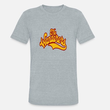 Wanderful The Wanderers - Unisex Tri-Blend T-Shirt