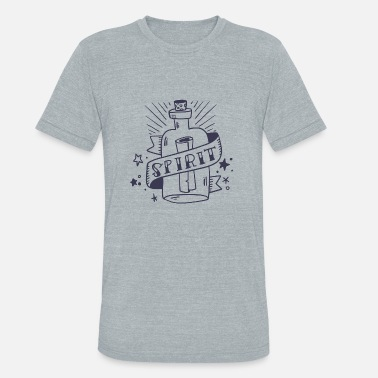 Old School Tattoo Old School Tattoo 1 - Unisex Tri-Blend T-Shirt