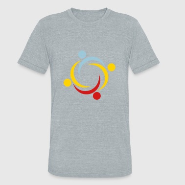 Diversion diversity - Unisex Tri-Blend T-Shirt