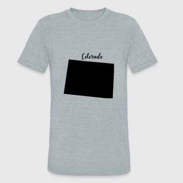 Colorado - Unisex Tri-Blend T-Shirt