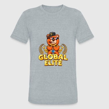Global Elite - Unisex Tri-Blend T-Shirt