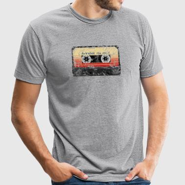 Awesome Mix Tape Vol.1 - Unisex Tri-Blend T-Shirt