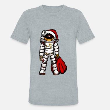 14595d52 Gucci Parody space claus - Unisex Tri-Blend T-Shirt