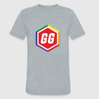 gaygooners arsenal - Unisex Tri-Blend T-Shirt