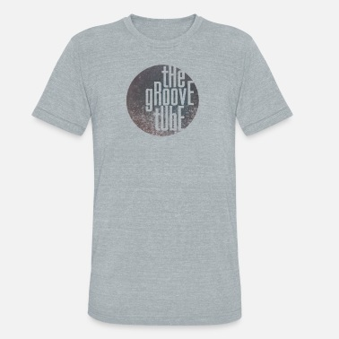The Groove Tube Vintage Tshirt Heather grey - Unisex Tri-Blend T-Shirt