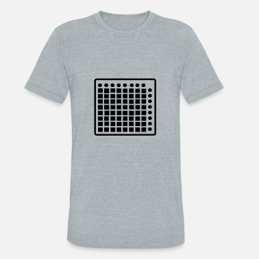 @launchpad Launchpad Normal - Unisex Tri-Blend T-Shirt