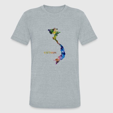 Gift For Vietnam Vietnam - Unisex Tri-Blend T-Shirt