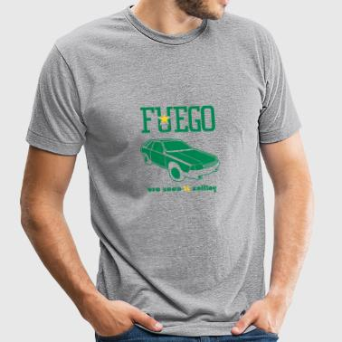 Rogue Fuego With - Unisex Tri-Blend T-Shirt