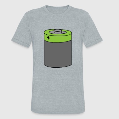 Charged Up - Unisex Tri-Blend T-Shirt