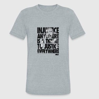 Civil Rights Martin Luther King - Unisex Tri-Blend T-Shirt