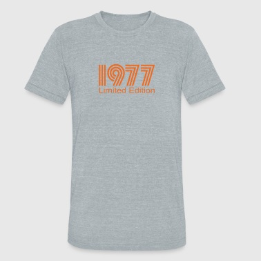 1977 Limited Edition - Unisex Tri-Blend T-Shirt