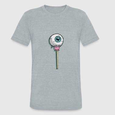 New creepy Cyber System - Unisex Tri-Blend T-Shirt