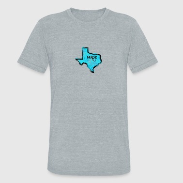 Texas Made Texas Made - Unisex Tri-Blend T-Shirt