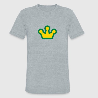 Royal Crown - Unisex Tri-Blend T-Shirt