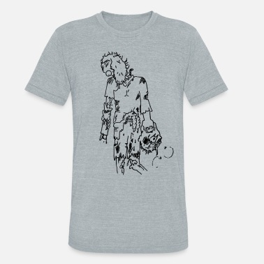 Headless headless - Unisex Tri-Blend T-Shirt