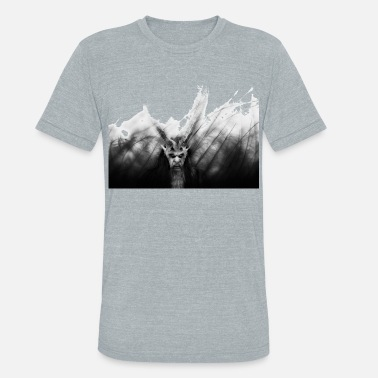 Satanic Witch Satan - Unisex Tri-Blend T-Shirt